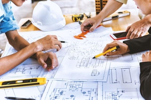 2つの用途地域にまたがる土地の建築制限